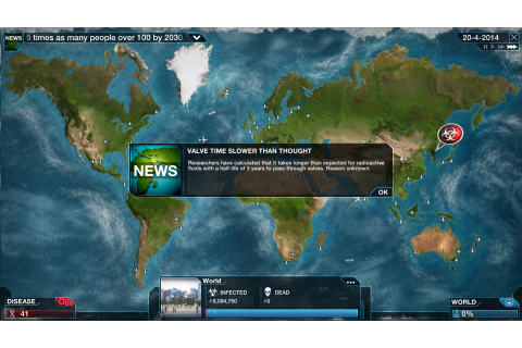 Plague Inc: Evolved on Steam