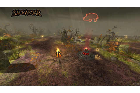 Sacraboar (2009 video game)