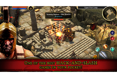 5 Best hack and slash games on iOS as of 2019 - Slant