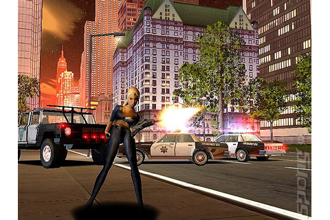 Screens: Manhattan Chase - PC (1 of 26)