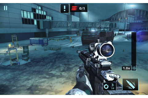Sniper Fury: best shooter game for Amazon Kindle Fire 2018 ...