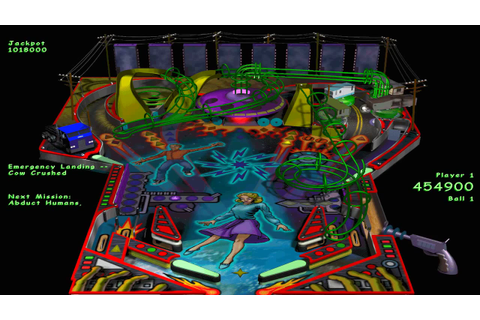Full Tilt! 2 Pinball Download Game | GameFabrique