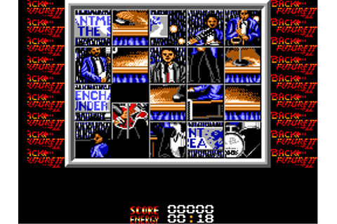 Play Back to the Future Part II Sega Master System online ...
