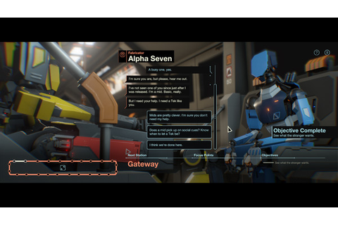 Subsurface Circular coming to Switch on March 1 - Gematsu