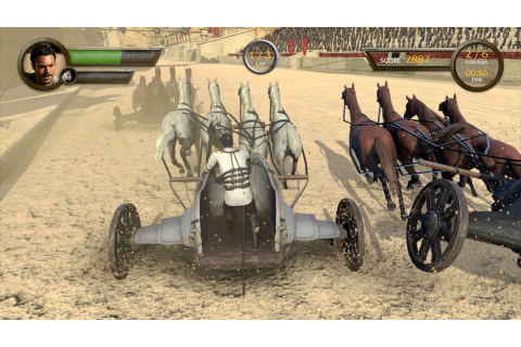 Free Xbox One Ben-Hur game lets you take the reins in ...