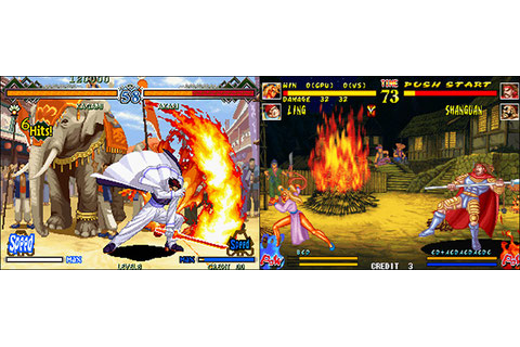 The Last Blade 2 VS The Killing Blade - Neo Geo, Arcade ...
