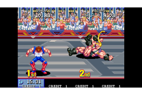 Mach Breakers - Numan Athletics 2 (Japan) [MAME ...