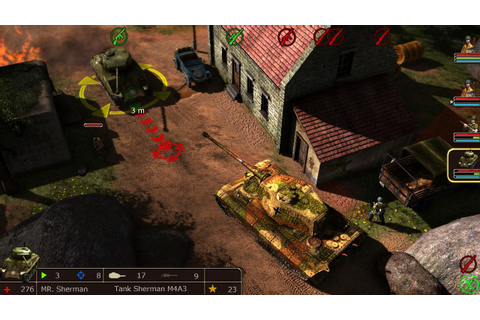Test de Legends of War sur HistoriaGames