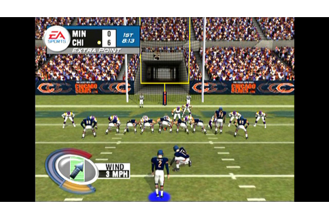 Madden NFL 2004 ... (PS2) - YouTube