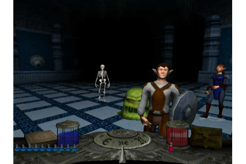 Stonekeep: Bones of the Ancestors Review - WiiWare ...