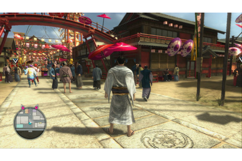 Yakuza Series Producer Is Interested In a Yakuza Kenzan Remake