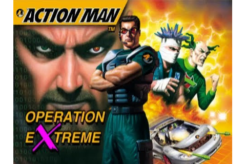 I Try & Play: Action Man: Operation Extreme (PS1) - Part 1 ...