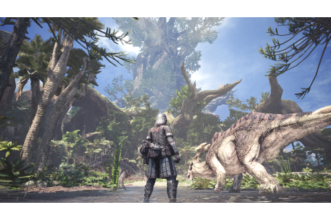 Monster Hunter: World Adding NVIDIA DLSS July 17th ...