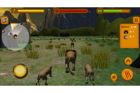 Lion Quest Simulator - Android Apps on Google Play