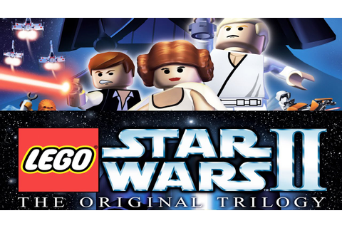 LEGO Star Wars II The Original Trilogy - YouTube