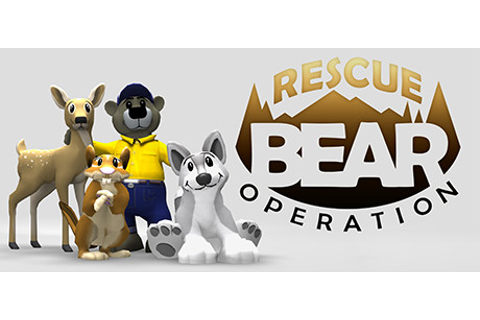 Rescue Bear Operation on Steam