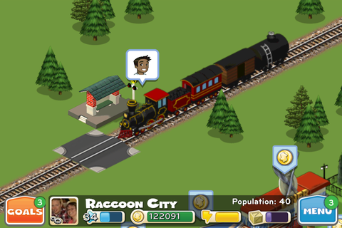 CityVille Hometown: Train update brings limited time goals ...