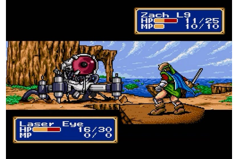 Shining Force's Brilliant Use Of Geography And Tactics In ...