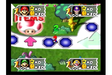 Play Nintendo 64 Mario Party 3 (Japan) Online in your ...