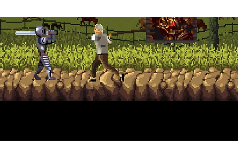 A Bastard's Tale - No pest productions 2D action game - TGG