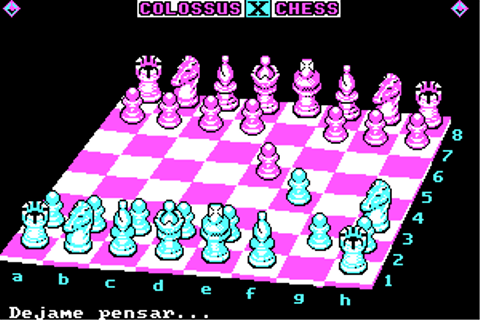 Download Colossus Chess 2∙0 (Commodore 64) - My Abandonware