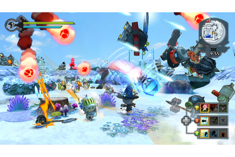 Happy Wars Screenshots - Video Game News, Videos, and File ...