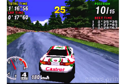 Sega Rally Championship. Download and Play Sega Rally ...