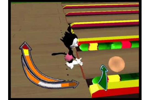 PSX PS1 Animaniacs - Ten Pin Alley 2 - YouTube