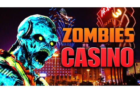 ZOMBIE CASINO ★ Call of Duty Zombies (Zombie Games) - YouTube