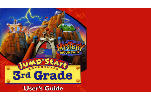 Whoa I Remember: JumpStart Adventures 3rd Grade Mystery ...