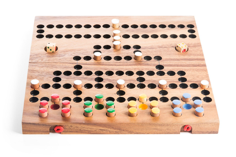 Barricade strategy wood board game wooden board game