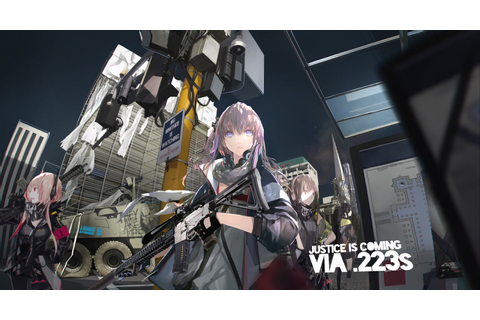 That game reviewer! : Girls Frontline Review