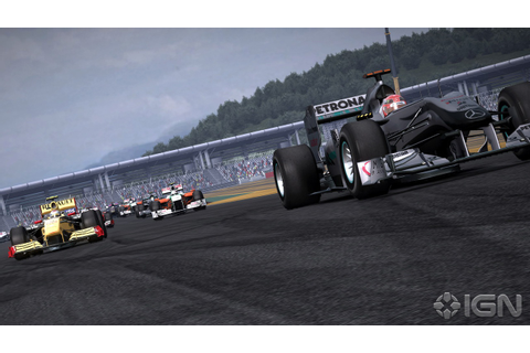 Game Review: F1 2010 (PS3 / Xbox360 / PC) | Higher Plain Music