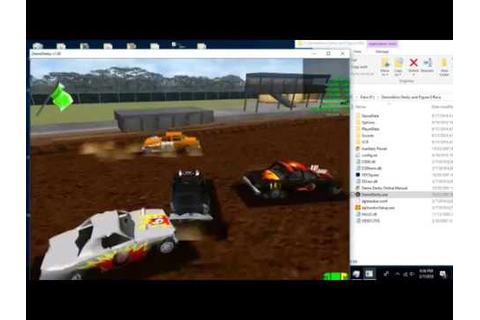 Demolition Derby & Figure 8 Race Direct3D Windows 10 ...