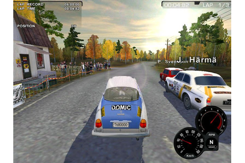 Rally Trophy - PC Full Version Free Download