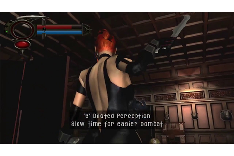 Bloodrayne 2 Xbox One / S / X Gameplay 1080p - YouTube