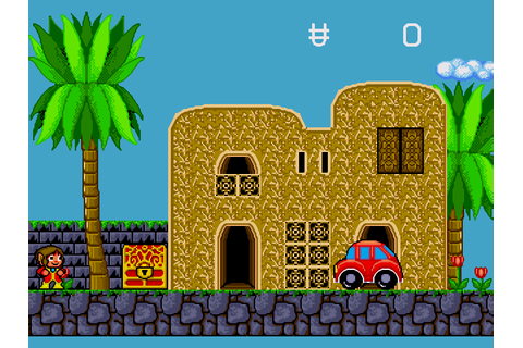 Alex Kidd in the Enchanted Castle Download Game | GameFabrique