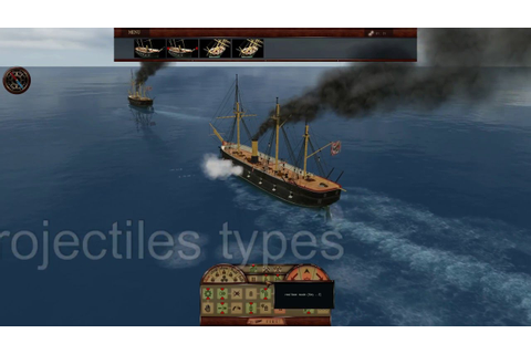 Ironclads 2 American Civil War SIM mode: new battle system ...