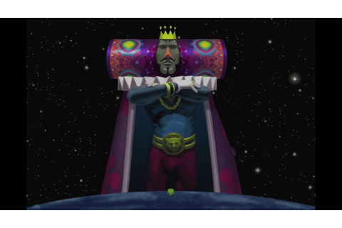 Katamari Amore - King of all Cosmos - YouTube