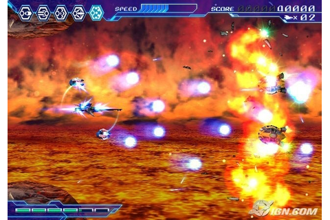 Thunder Force 6 Screenshots, Pictures, Wallpapers ...