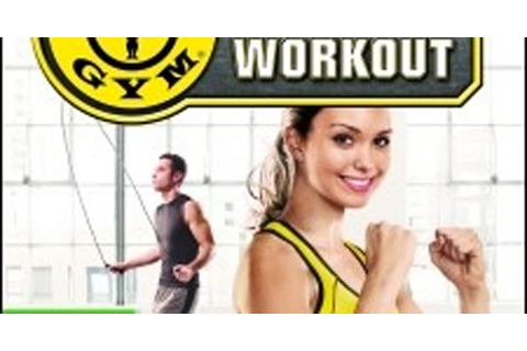 Get juiced for Ubisoft's 'Gold's Gym: Cardio Workout' on ...