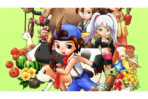 CGR Undertow - HARVEST MOON: HERO OF LEAF VALLEY review ...