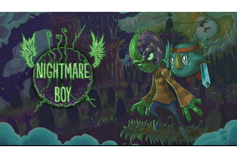 Video Game Review - Nightmare Boy
