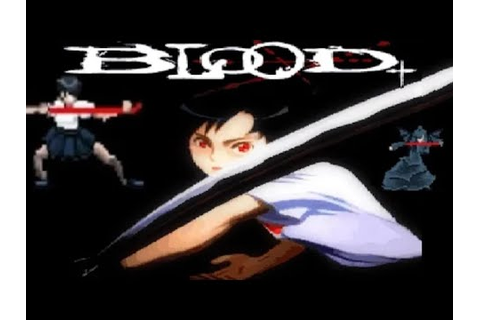 Blood+ GamePlay (Mobile game) - YouTube