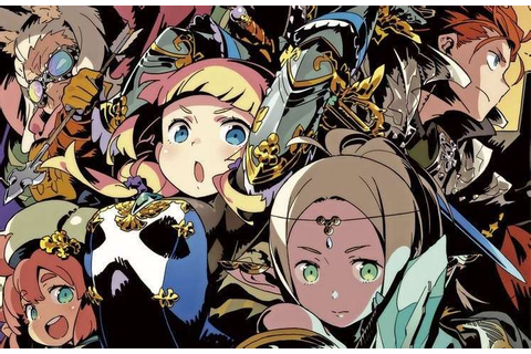 New Etrian Odyssey Game for 3DS to be Announced in Spring ...