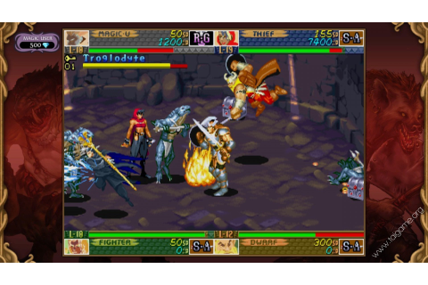 Dungeons & Dragons: Chronicles of Mystara - Download Free ...