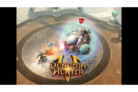 Dungeon Hunter 5 Part 1 - Gameplay - YouTube