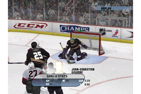 NHL 08 Game - Free Download Full Version For PC