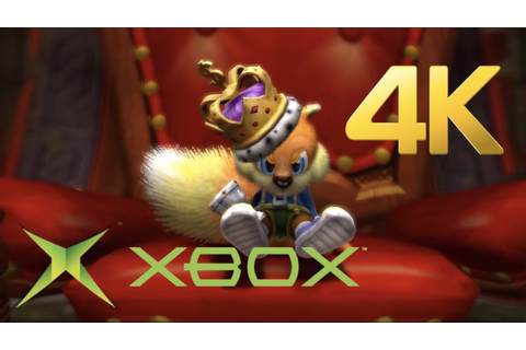 Conker Live and Reloaded looks AMAZING on Xbox One X - 4K ...