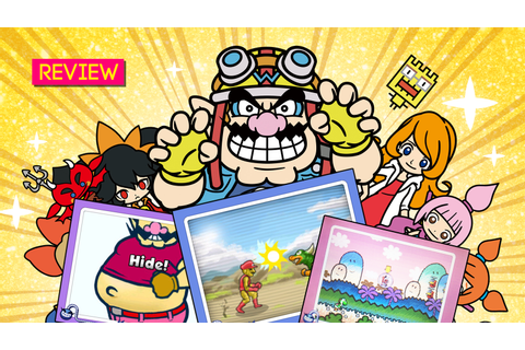 WarioWare Gold: The Kotaku Review